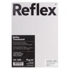 Калька REFLEX А4, 70 г/м, 100 листов, Германия, белая, R17118