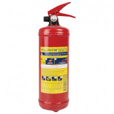 Огнетушитель порошковый ОП-2, АВСЕ (твердые, жидкие, газообразные вещества, электро установки), МИГ, 111-02