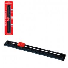 Резак роликовый BRAUBERG R3, на 5 л, длина реза 320 мм, безопасное лезвие, в блистере, А4, 531118