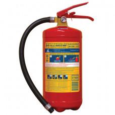 Огнетушитель порошковый ОП-4, АВСЕ (твердые, жидкие, газообразные вещества, электро установки), МИГ, 111-06