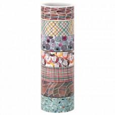 Клейкие WASHI-ленты для декора