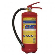 Огнетушитель порошковый ОП-5, АВСЕ (твердые, жидкие, газообразные вещества, электро установки), МИГ, 111-08