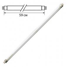 Лампа люминесцентная OSRAM L18/765, 18 Вт, цоколь G13, в виде трубки, длина 59 см, днев. белый свет