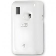 Диспенсер для аэрозольного освежителя воздуха TORK (Система А1), белый, электронный, 562000