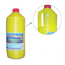 Средство для прочистки канализационных труб 1 л, ТРУБОЧИСТ (тип КРОТ)