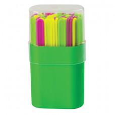 Счетные палочки ПИФАГОР, 30 штук, ассорти, в пластиковом пенале, 104752
