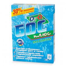 Средство для отбеливания и чистки тканей 600 г, БОС плюс