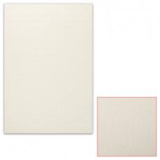 Картон белый грунтованный для масляной живописи, 50х70 см, односторонний, толщина 0,9 мм, масляный грунт