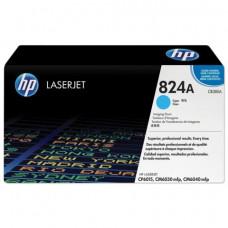 Фотобарабан HP (CB385A) ColorLaserJet CP6015/CM6030/CM6040, голубой, оригинальный, ресурс 23000 страниц