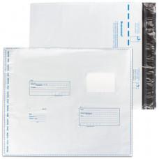Конверт-пакеты полиэтиленовые (320х355 мм), до 500 листов,