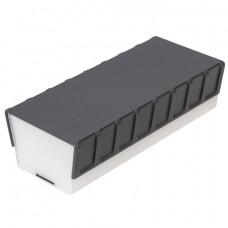 Стиратель магнитный для магнитно-маркерной доски (70х160 мм), EDDING, E-BMA/2