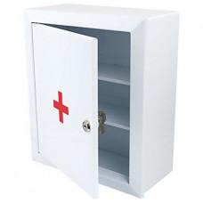 Шкафчик-аптечка металлический