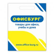 Пакет презентационно-упаковочный ОФИСБУРГ, 40х50 см, усиленная ручка, 503225