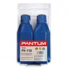 Заправочный комплект PANTUM (PX-110) P2000/M5000/M5005/M6000 и т.д., ресурс 3000 стр., 2 тонера + 2 чипа, оригинальный