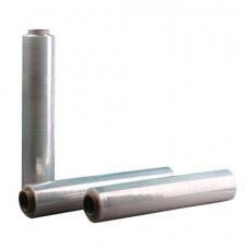 Стрейч-пленка для ручной упаковки, 50 см х 192 м, 17 мкм, вес 1,5 кг, СМЕСОВОЕ СЫРЬЕ, растяжение 220%