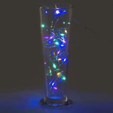 Электрогирлянда светодиодная ЗОЛОТАЯ СКАЗКА