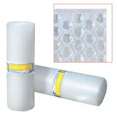 Пленка воздушно-пузырчатая UPAKUIKA, 2-х слойная, 0,4х5 м, плотность 75 г/м2