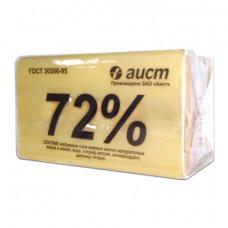 Мыло хозяйственное 72%, 200 г, (Аист)