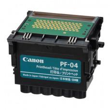 Головка печатающая для плоттера CANON (PF-04) iPF755/iPF750/iPF655/iPF650/iPF760/iPF765, 6 цветов, оригинальная, 3630B001
